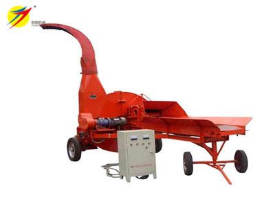 grass chaff cutter machine