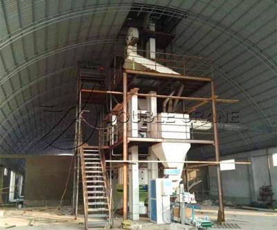 3 tph chicken feed plant Tajikistan